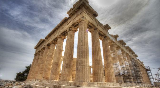 私が古代ギリシャに恋した理由。